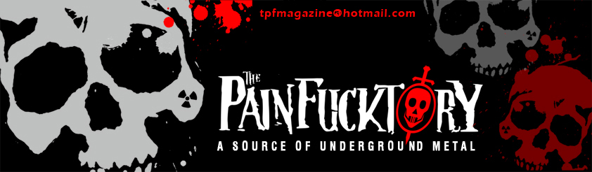 The Pain Fucktory Logo